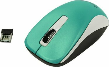 Genius Wireless BlueEye Mouse NX-7010 Turquoise RTL  USB 3btn+Roll 31030114109